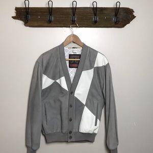 Vintage Torras Jacket Leather & Suede Like New